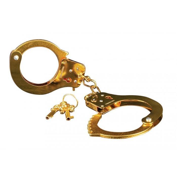 Наручники Fetish Fantasy Gold Metal Cuffs