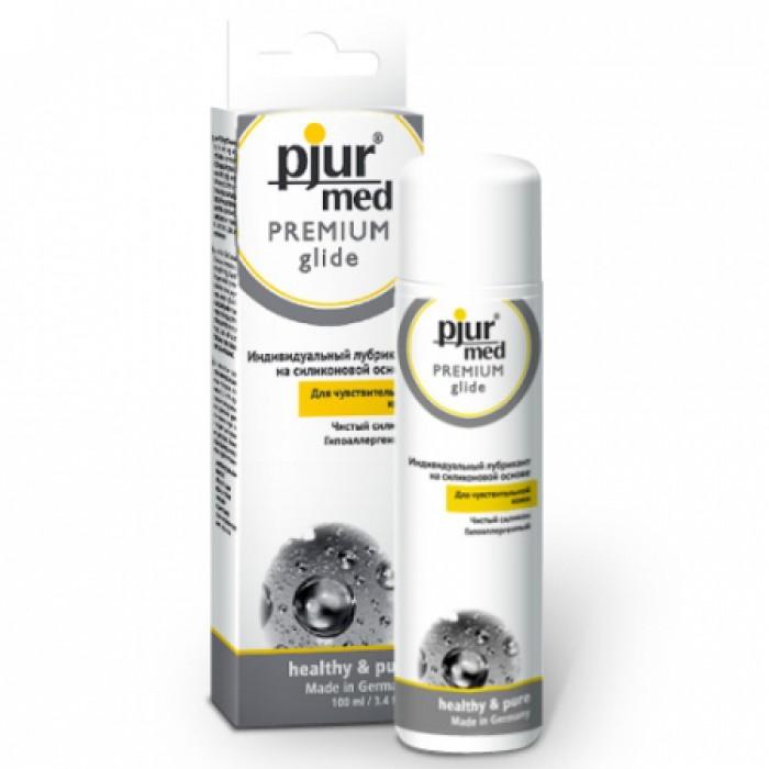 Лубрикант на силиконовой основе Pjur Med Premium, 100 мл