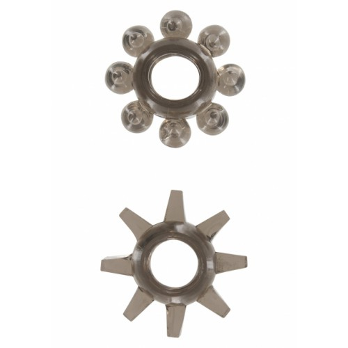 Эрекционные кольца Power Stretchy, 2 шт