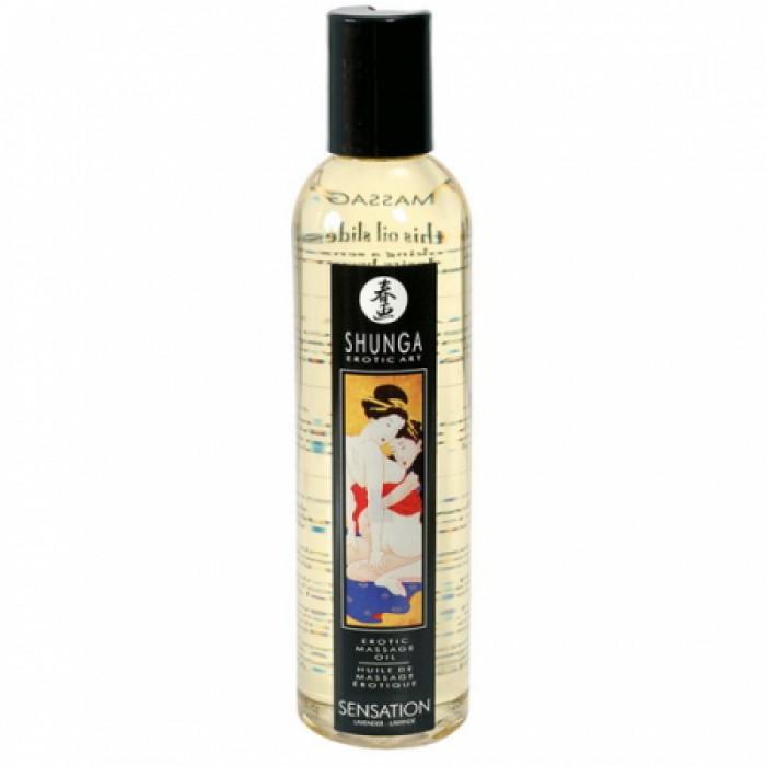 Массажное масло SHUNGA MASSAGE OIL DESIRE 250 ML.