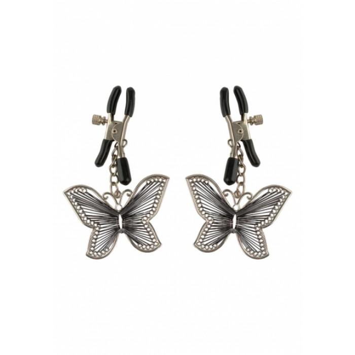Зажимы для сосков Fetish Fantasy Butterfly Nipple Clamps