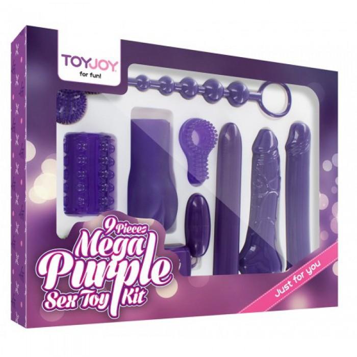 Набор Mega Purple Sex Toy Kit