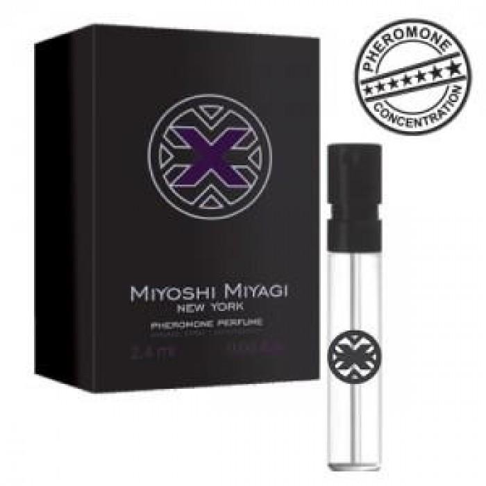 Духи с феромонами для мужчин Miyoshi Myiagi NEXT,  2.4 мл