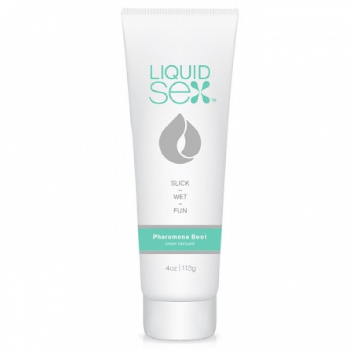 Массажный крем с феромонами Liquid Sex Pheromone Boost Cream Lube, 113 г