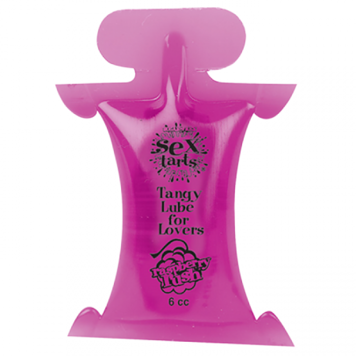 Лубрикант с ароматом малины Sex Tarts® Lube, 6 мл