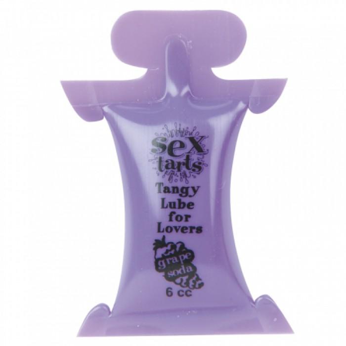 Лубрикант Sex Tarts® Lube, Grape Soda, 6 мл