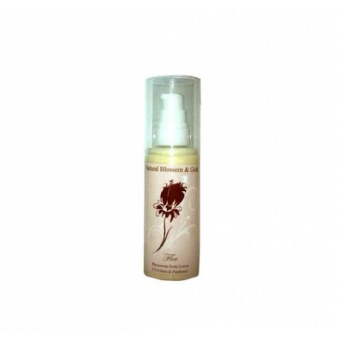 Лосьон для тела с феромонами Natural Blossom & Gold Fler, 100 мл