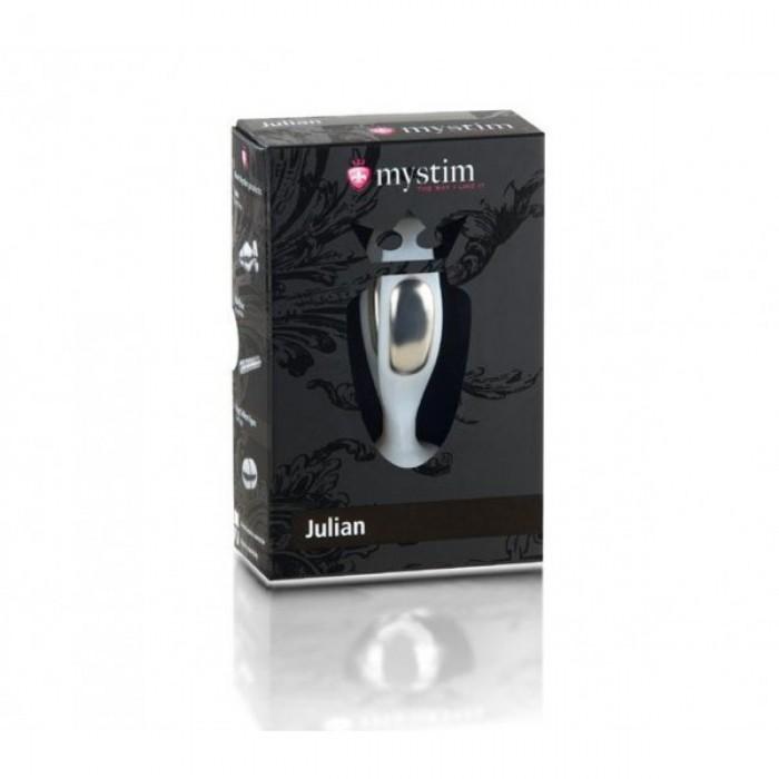 Аксессуар для вагинальной электростимуляции «Mystim - Julian», 8Х3,5 см