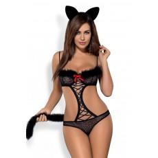 Эротический костюм Obsessive Gepardina (S/M)