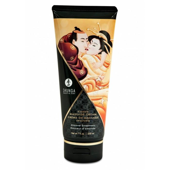 Massage Cream Almond 200 Ml