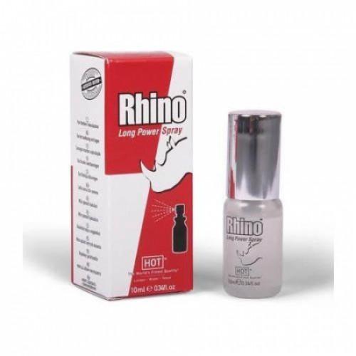 Пролонгирующий спрей Rhino, 10 мл
