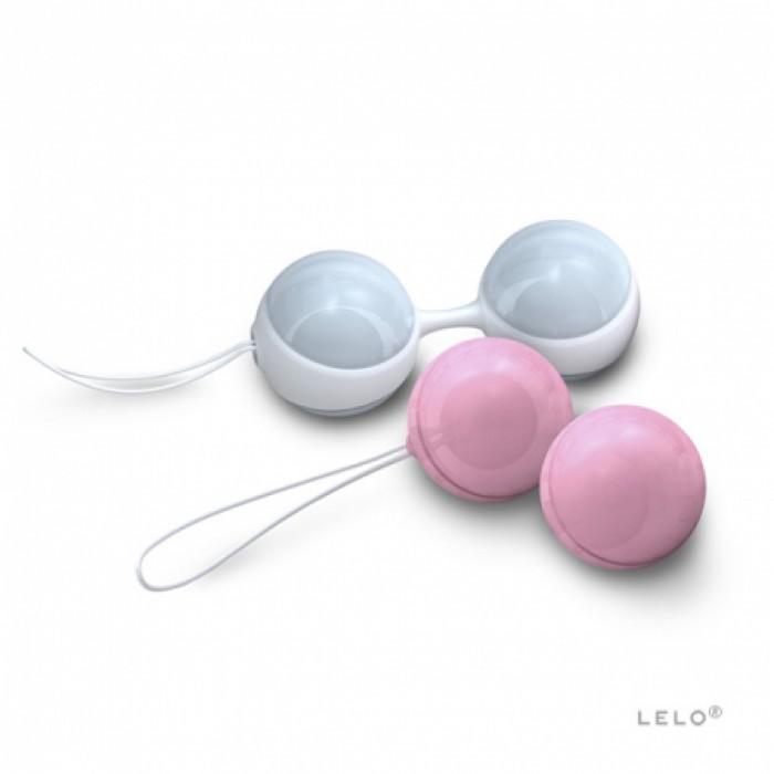 NEW! Шарики LELO Luna Beads Mini, 3 см