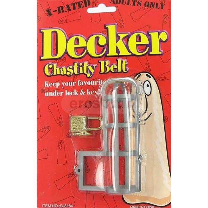 Decker Chastity Belt