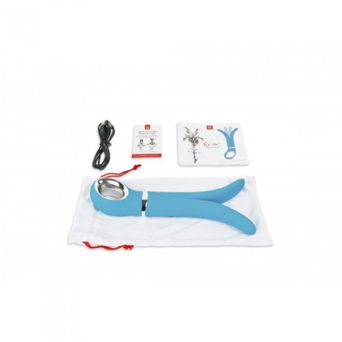 Анатомический вибромассажер - GVibe 2 (Fun Toys)