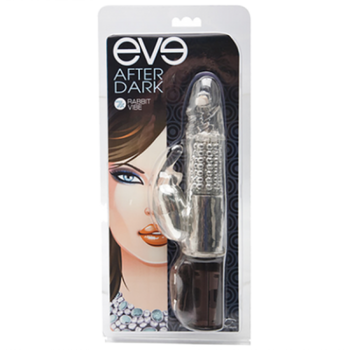 Вибратор Eve After Dark Rabbit Vibe 7 функций ,14х4,3 см