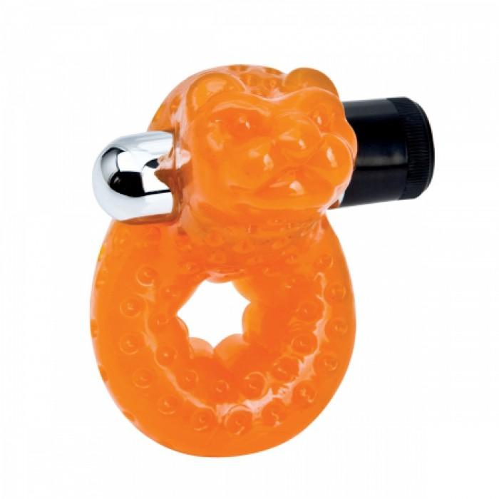 Эрекционное виброкольцо Sex Please! Morozko Vibrating Cock Ring
