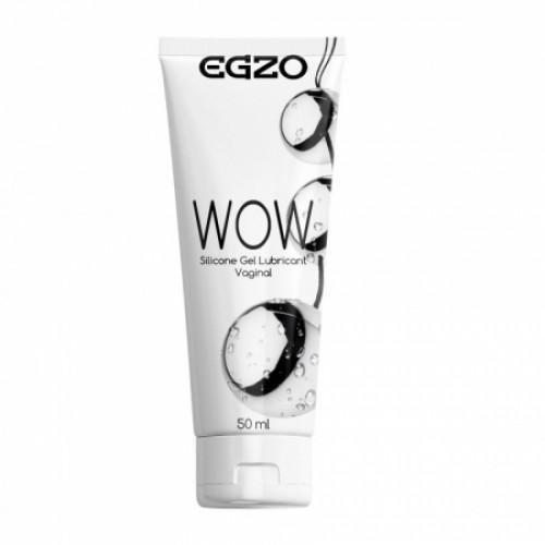 Egzo Wow - вагинальный силиконовый лубрикант, 50 мл