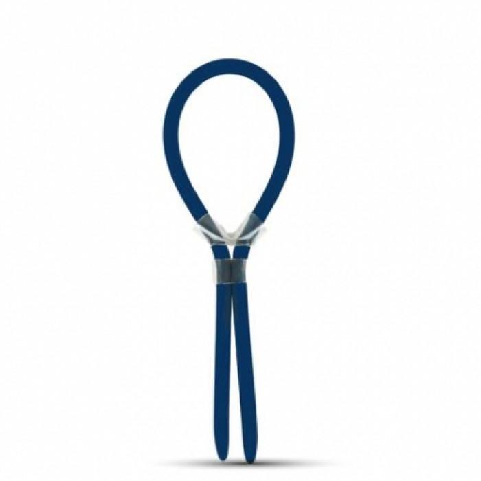Topco Sales Hombre Comfort Fit Silicone Adjustable C-Ring - эрекционное кольцо-хомут, до 6.35 см