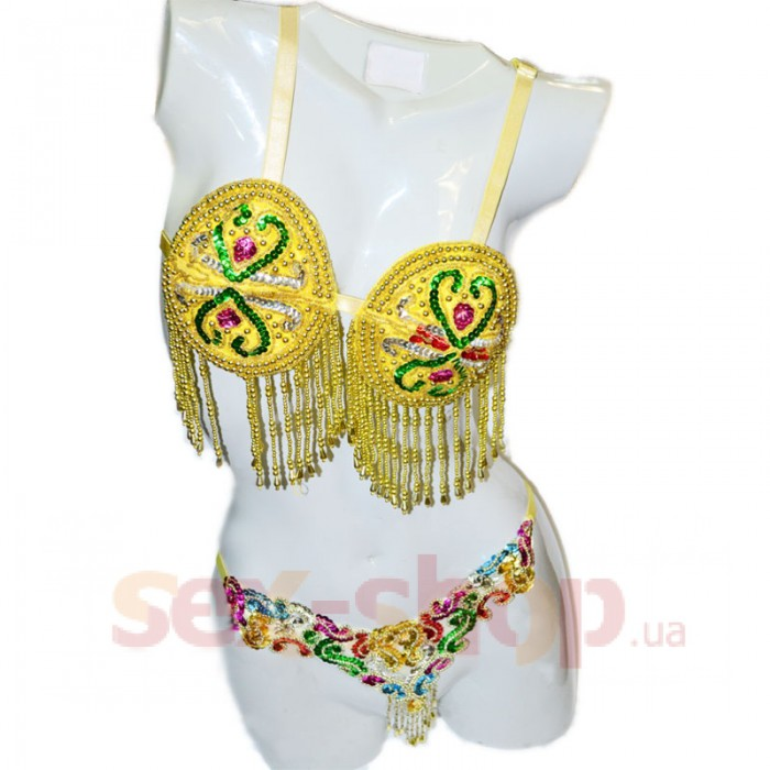 Комплект восточной танцовщицы, S\L