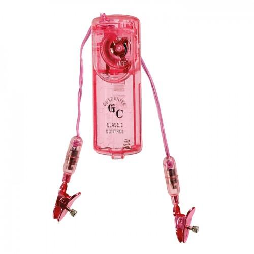 Стимулятор на соски Nipple Clamps Pink