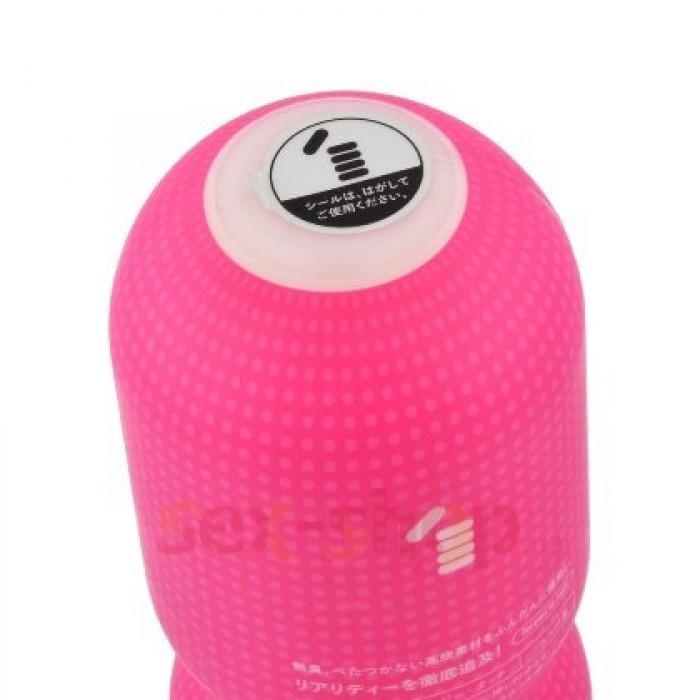 Genmu-Cozy-Pink - мастурбатор, 15.8х6.7 см.