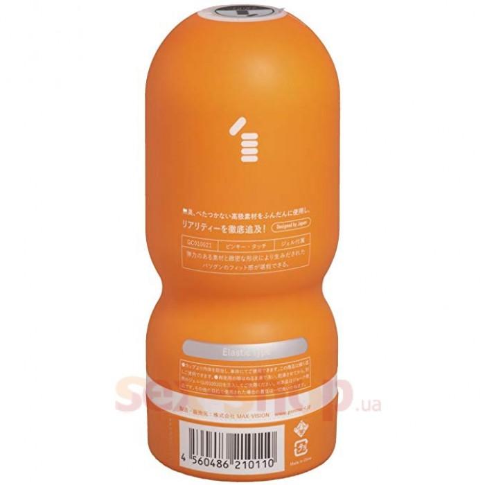 Genmu-Pinky-Orange - мастурбатор, 15.8х6.7 см.