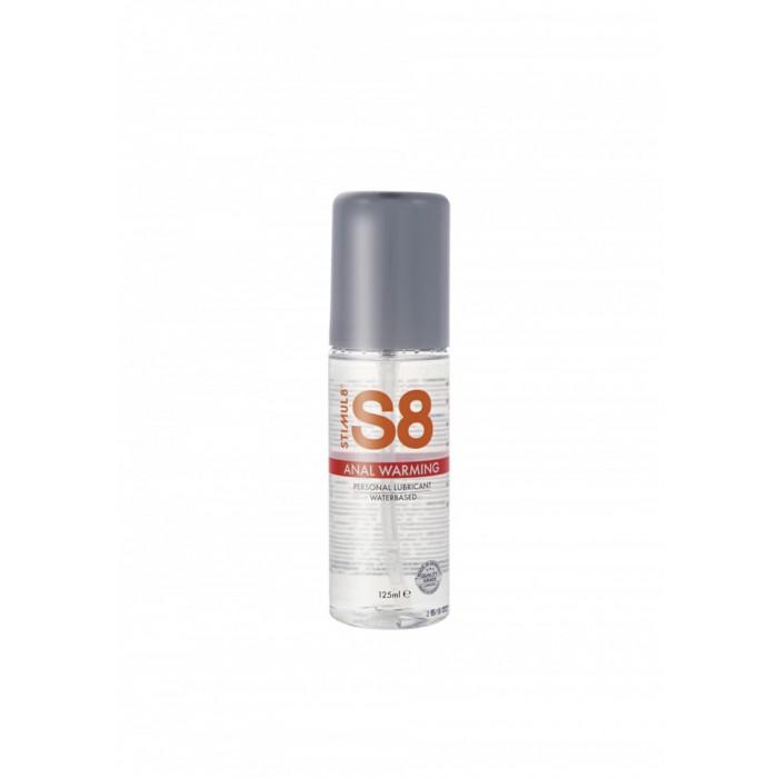 Stimul8 Warming water based Anal Lube лубрикант, 125 мл.