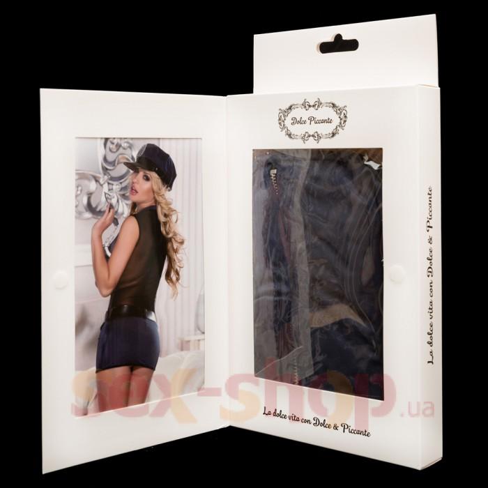 Платье Сексуальная полиция - Dolce Piccante