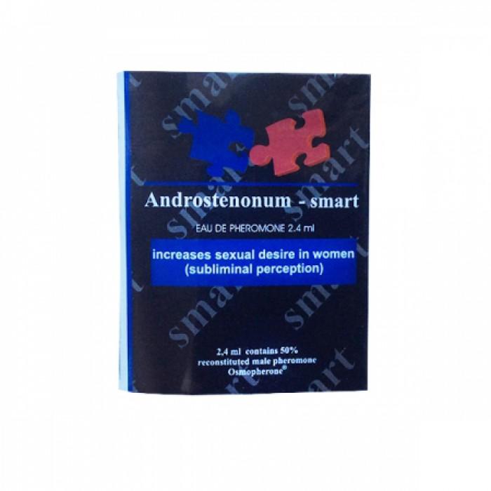 Парфюмированная эссенция с феромонами для мужчин Андростенонум Smart, 2,4 мл