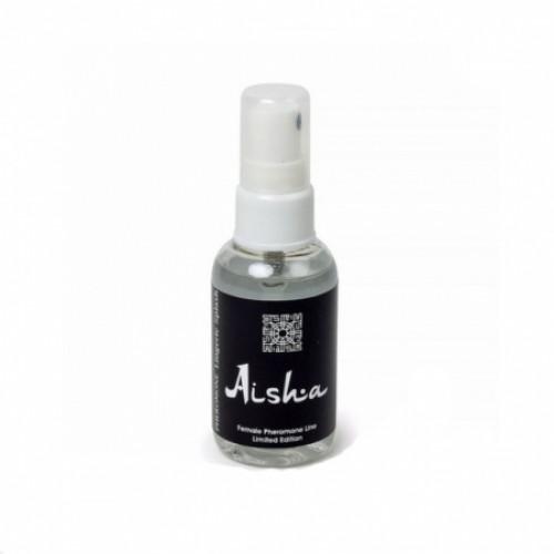 Парфюмированная вода с феромонами для белья женского белья Aisha Lingerie, 50 мл