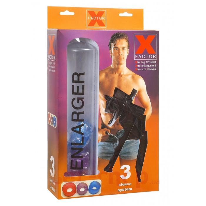 Вакуумная помпа X Factor Enlarger, 32X7,5 см