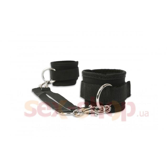 Мягкая фиксация, ошейник и наручники