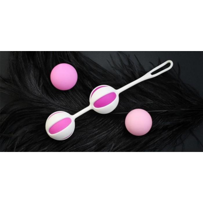 NEW! Шарики для тренировки интимных мышц Geisha Balls 2 - FT London (ex. Fun Toys)