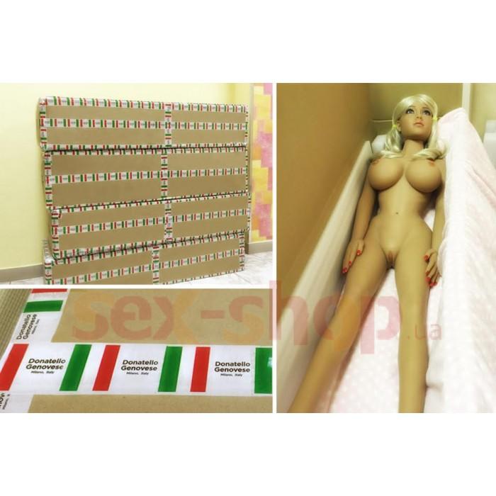 Реалистичная секс кукла премиум класса Nicoletta