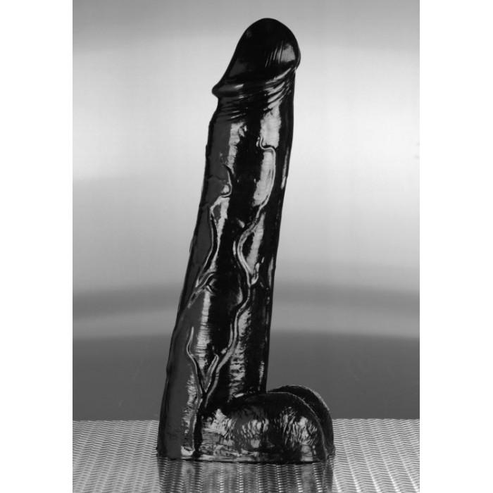 Master Cock Moby Huge 3 Foot Tall Super Dildo - огромный метровый фаллоимитатор, 90х20,6 см