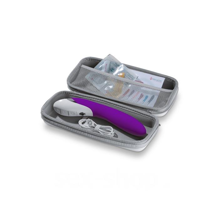Mystim - Elegant Eric силиконовый вибратор, 27х3,8 см