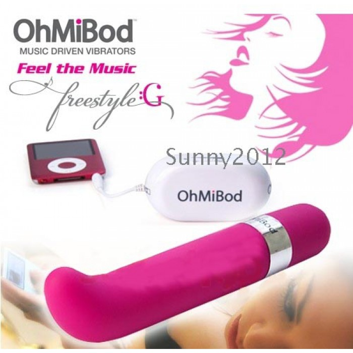 OhMiBod - Freestyle G Music вибратор для точки G
