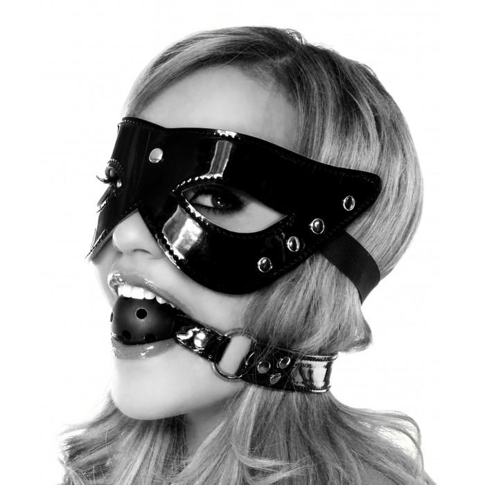 Набор Masquerade Mask & Ball Gag