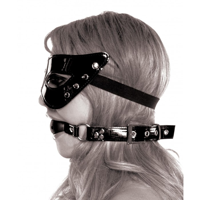 Набор Masquerade Mask & Ball Gag