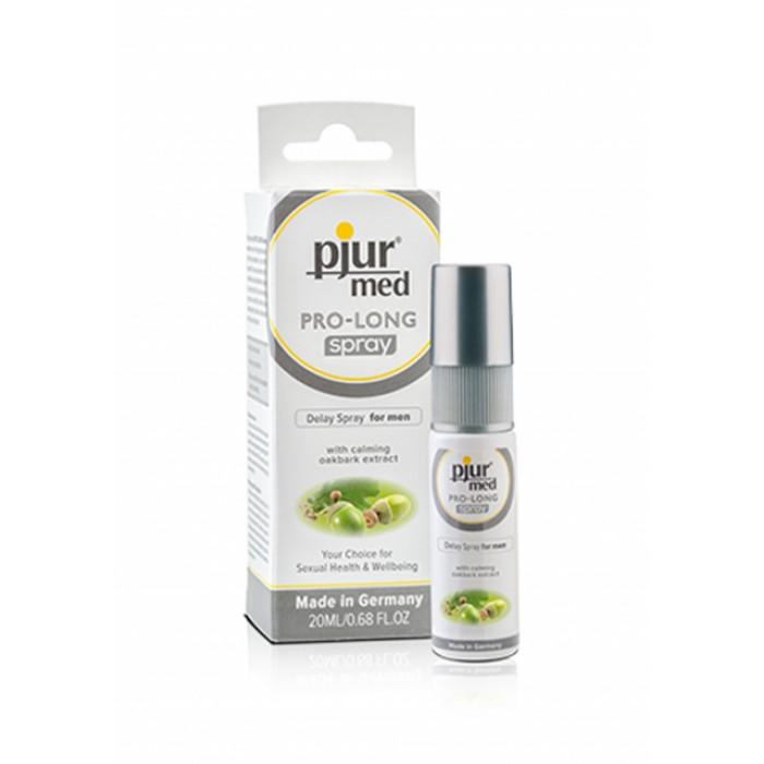 Pjur Med Pro-Long Spray - спрей для продления полового акта, 20 мл