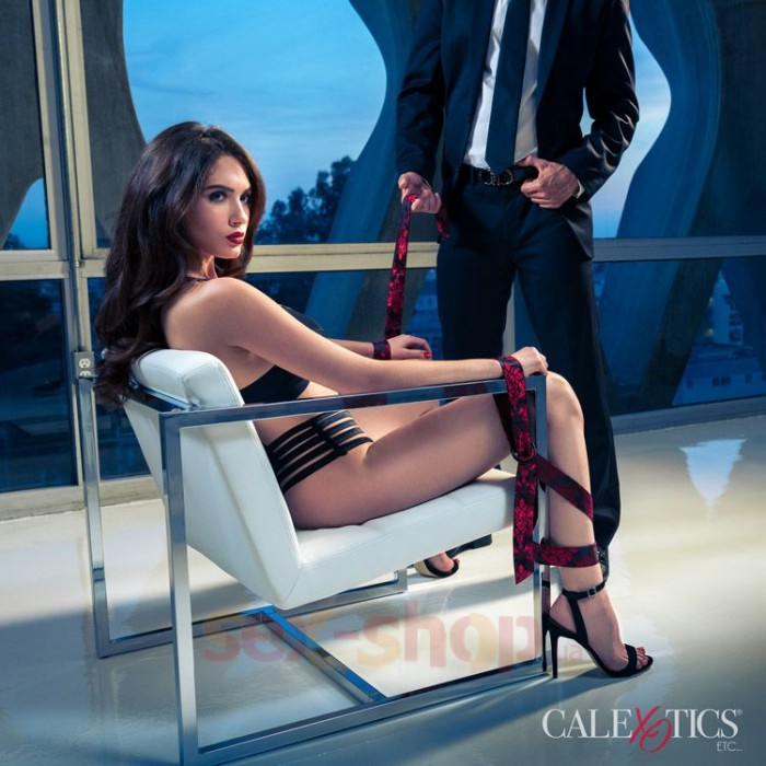 Ленты для связывания Scandal Chair Restraint