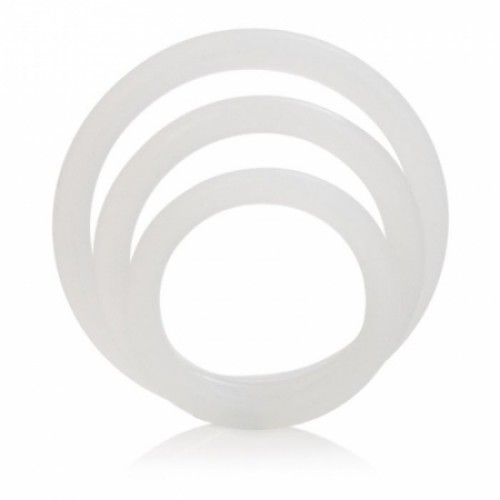 Эрекционные кольца Silicone Support Rings