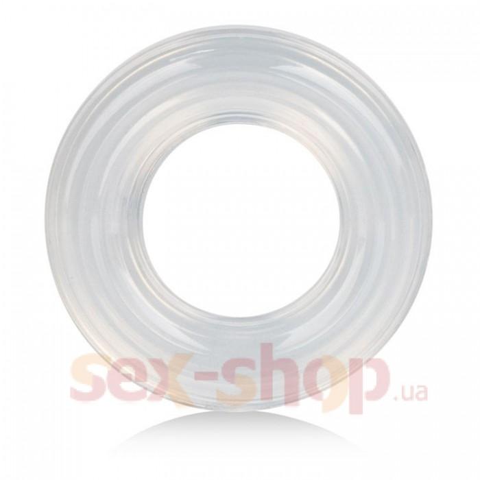 Большое эрекционное кольцо Premium Silicone Ring X Large