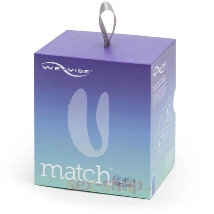 Вибромассажер We-Vibe Match Periwinkle