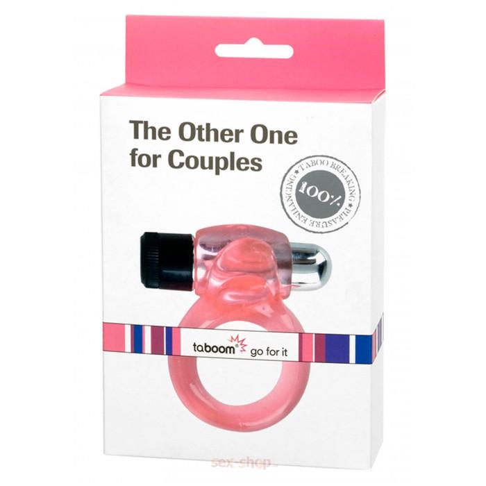 Taboom The Other One 4 Couples Ring - эрекционное кольцо с вибрацией