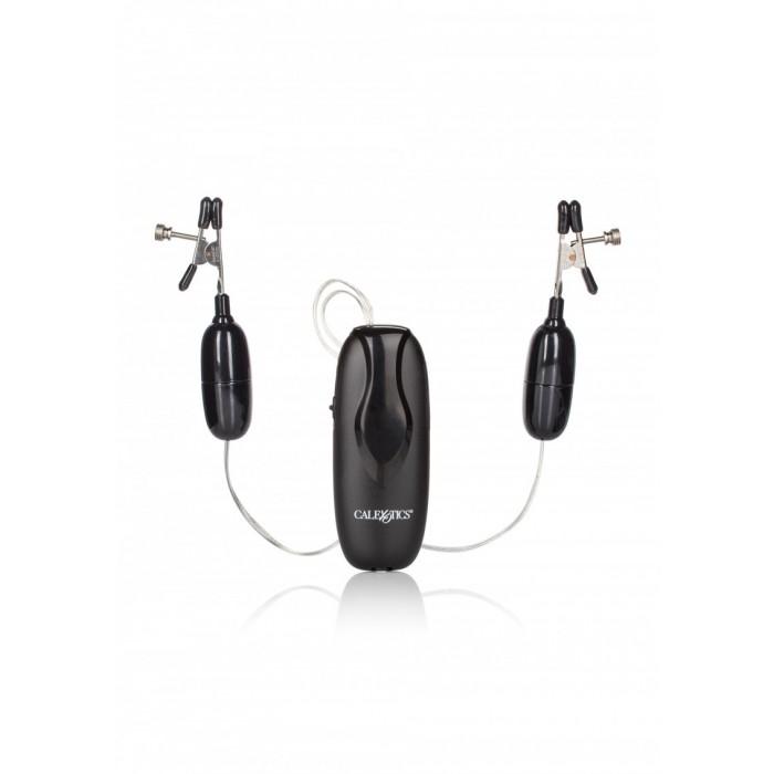 Вибростимуляторы для груди Vibrating Nipple Clamps