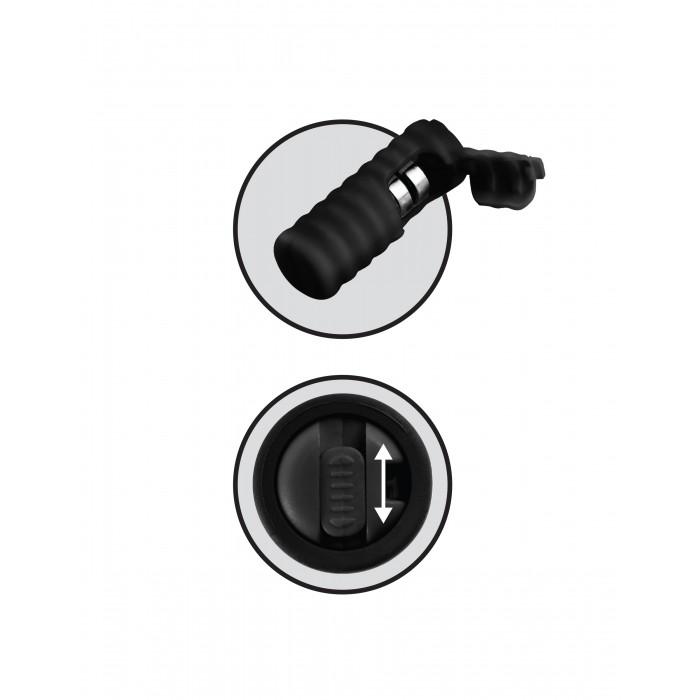 Pipedream Vibrating Nipple Lassos - вибраторы для сосков
