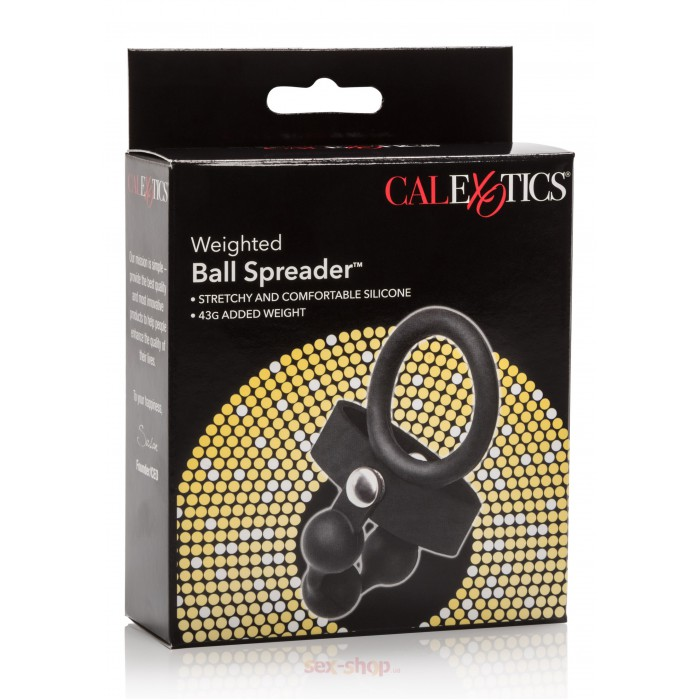 CalExotic Weighted Ball Spreader - эрекционное кольцо